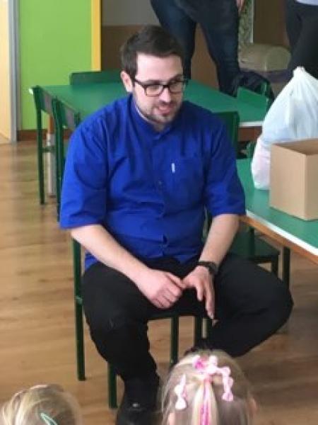 JAK DBAĆ O ZĘBY-SPOTKANIE Z DENTYSTĄ PANEM PAWŁOWSKIM  25.03 2019