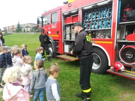 2019.05.23 Wizyta strażaków