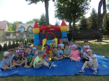 05.06.2019 - Dzień dziecka w przedszkolu