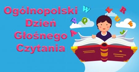 2019. 09.27 Ogólnopolski Dzień Głośnego Czytania