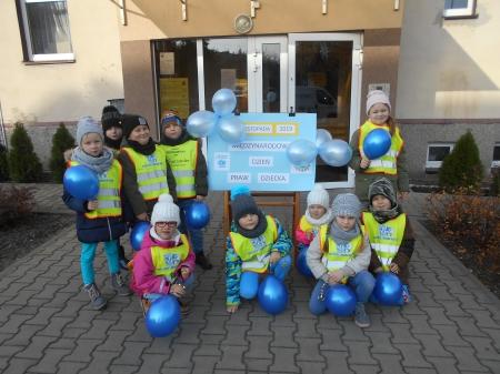 2019.11.20- Międzynarodowy Dzień  Praw Dziecka