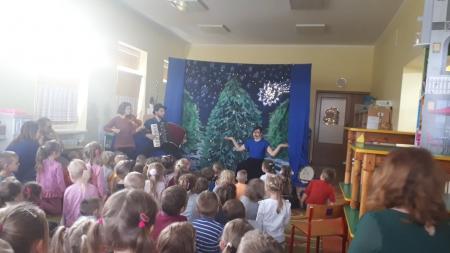 2019.12.10 Teatrzyk muzyczny pt: