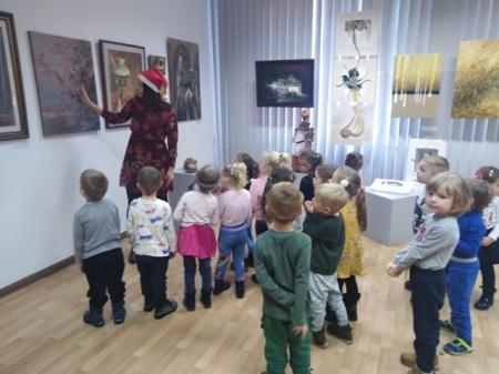 Wystawa Salon Wielkopolski 19.12.2019r.