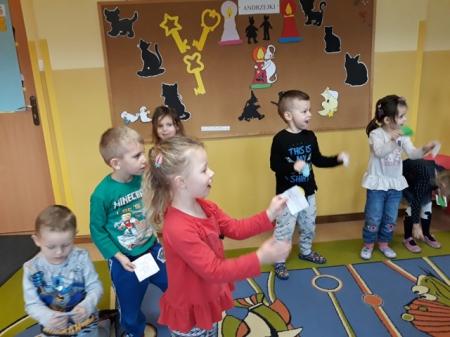 2019.11.29 Andrzejkowe zabawy