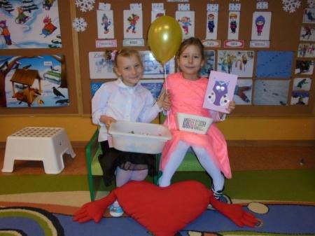 Urodziny Zosi i Klaudii