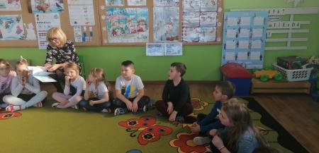 24.01.2020 Babcia Zosi czyta dzieciom