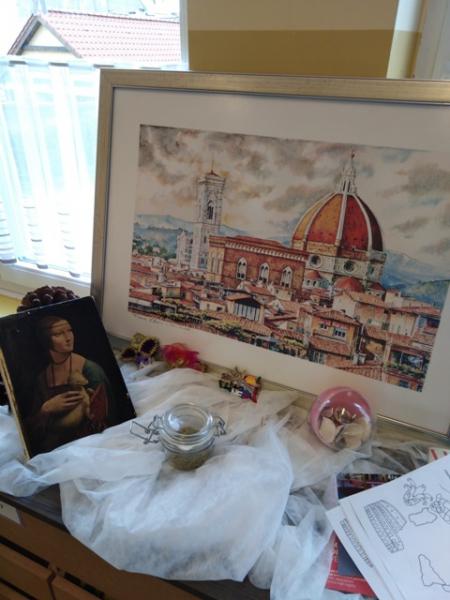 Poznajemy Włochy - zajęcia koleżeńskie z Plastusiami 10.02.2020r.