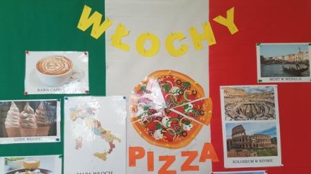 20.02.2020 Poznajemy nowy kraj Włochy - wizyta w pizzerii
