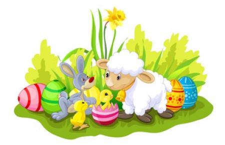 Temat tygodnia: Wielkanoc tuż, tuż. 30.03-03.04.2020