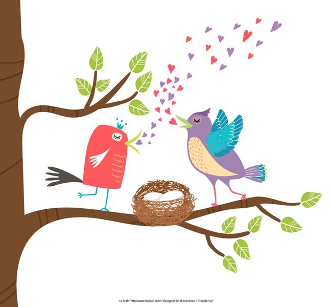 Czwartek 02.04.2020 Temat dnia: Pracowite ptaki