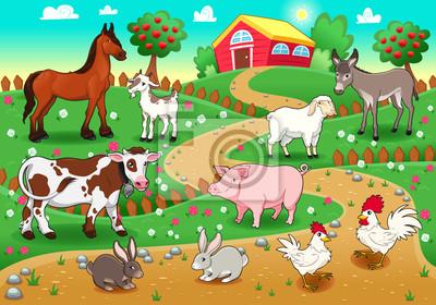 14.04.2020  Temat dnia: Dzień w gospodarstwie.