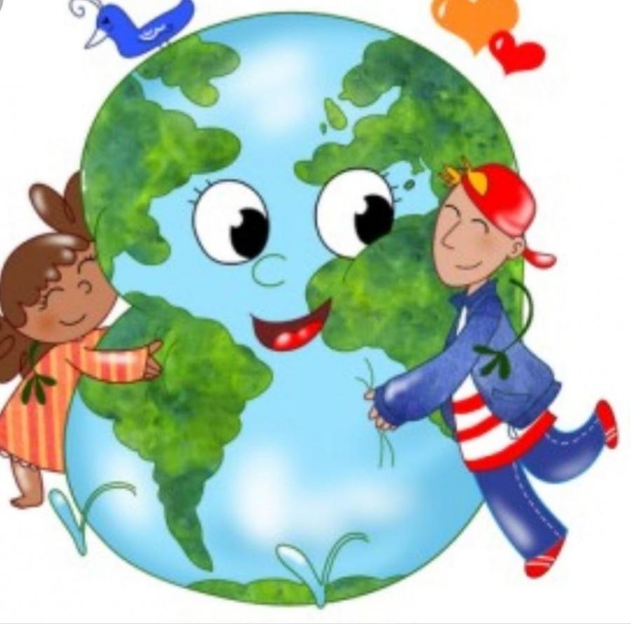 21.04.2020   Temat dnia: Ziemia to nasz dom.