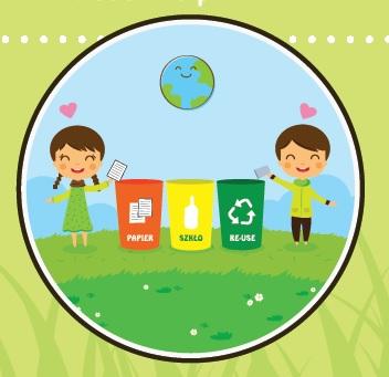 22.04.2020   Temat dnia: Segregujemy odpady.