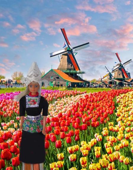 Piątek 24.04.2020 Temat dnia: Poznajemy nowy kraj - Holandia.