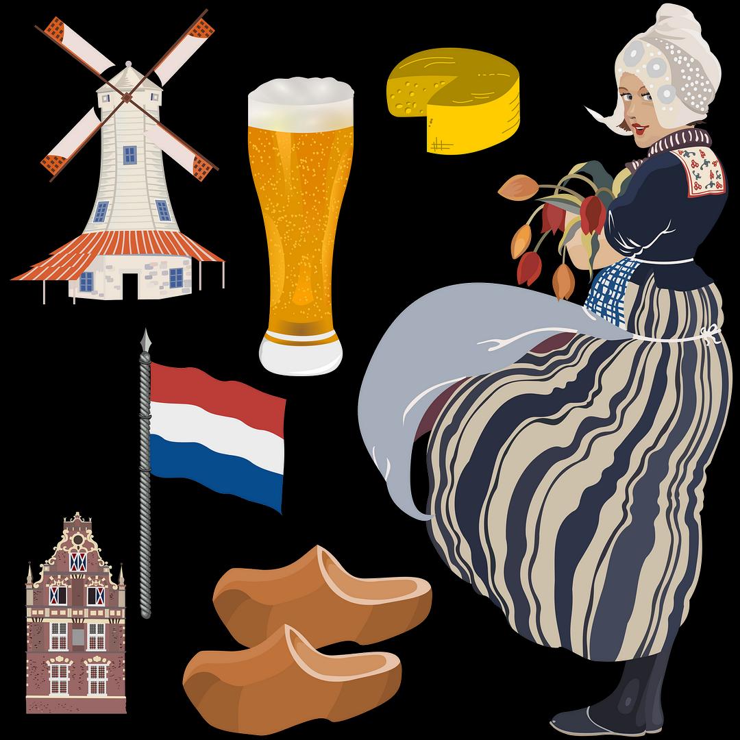 HOLANDIA - REALIZACJA KONCEPCJI PRACY PRZEDSZKOLA - JESTEM POLAKIEM EUROPEJCZYKI