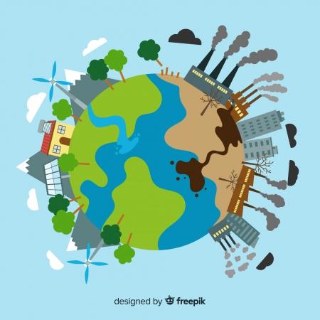 Temat tygodnia: Chronimy środowisko. Poniedziałek 04.05.2020 Temat dnia: Co to