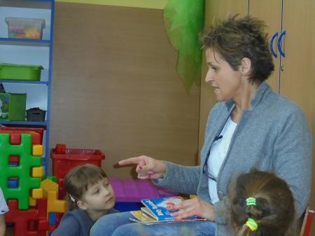 2020.03.10 Mama Bartka czyta bajkę