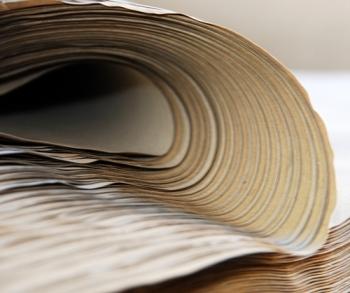 12.05.2020 Temat dnia: Jak powstaje papier?