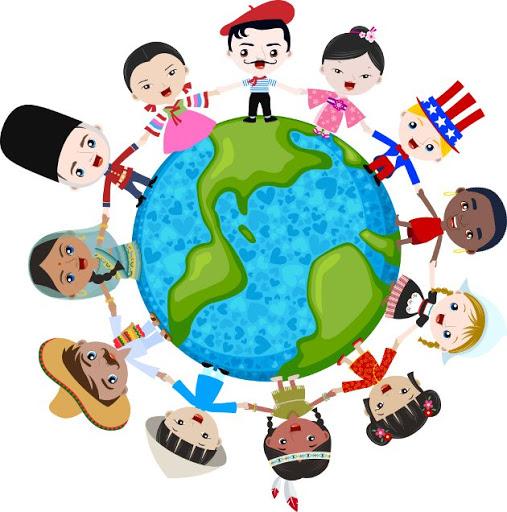 Środa 03.06.2020 Temat dnia: Dzieci na świecie