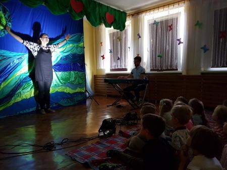13.06.2018 Spotkanie ze sztuką - Piosenki, dialog i taniec