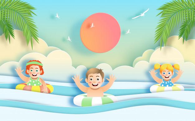 18.06.2020 Propozycje zabaw dla dzieci.