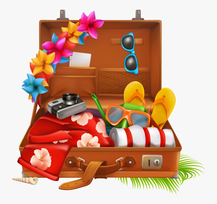 Wtorek 30.06.2020  Temat dnia: Co zabierzemy na wakacje