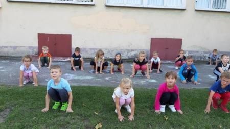 25.09.2020 Europejski Tydzień Sportu -ćwiczenia z dni 23-25.09.2020.