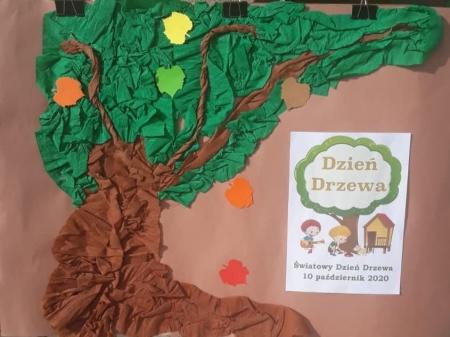 09.10.2020 Światowy Dzień Drzewa