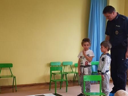 20.09.2017 Spotkanie z policjantem
