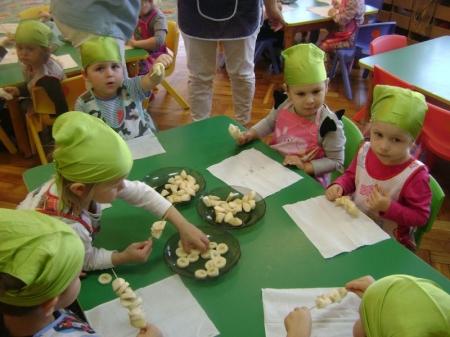 Owocowe saszłyki