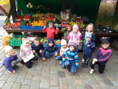28.09.2018 - Na straganie owocowo - warzywnym