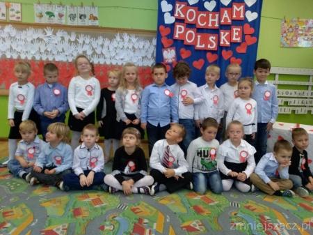 9.11.2018 - Kochamy Polskę! - Dzień Niepodległości