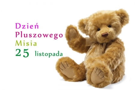 Światowy Dzień Pluszowego Misia - informacja dla rodziców