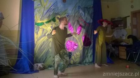 19.11.2018 r. - KONCERT MUZYCZNY - Pomaluj mój świat ! Malujemy tańcem, tańc
