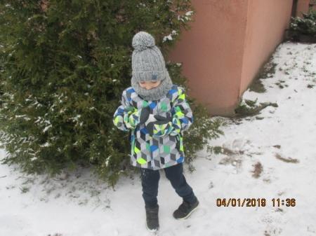04.01.2019 Zabawy na Śniegu