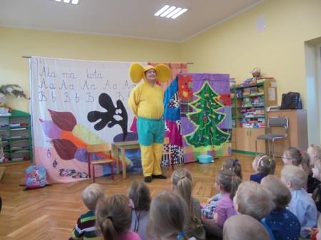 04.02.2019 - Teatrzyk pt. Plastusiowy Pamiętnik