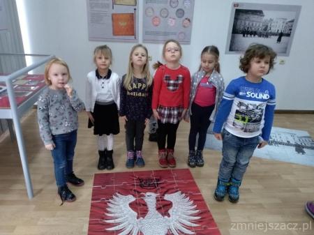 8.02.2019 - Wycieczka do Muzeum - W SETNĄ ROCZNICĘ POWSTANIA WIELKOPOLSKIEGO