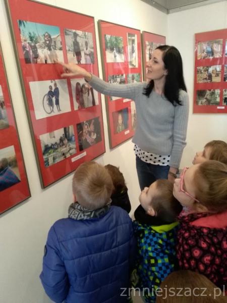 14.03.2019 - DZIECI ŚWIATA - wystawa fotograficzna w Miejskim Centrum Kultury
